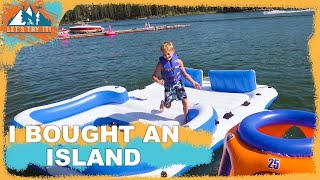 Inflatable Floating Island Review - Is It Worth It?