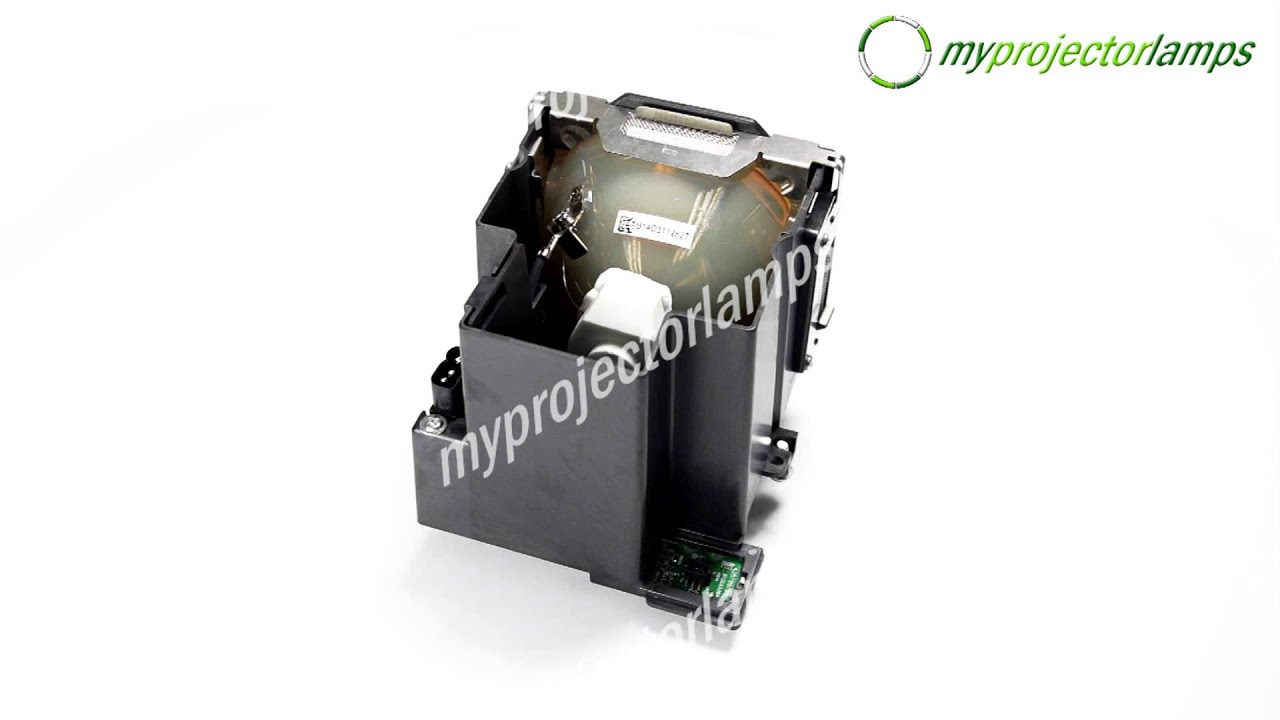 Panasonic PT-EX12KE Projector Lamp with Module