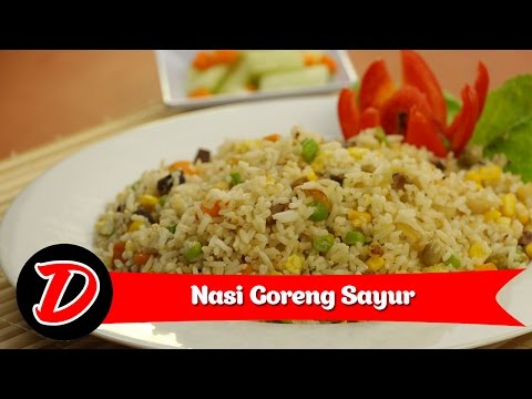 Video Resep Nasi Goreng Sayur