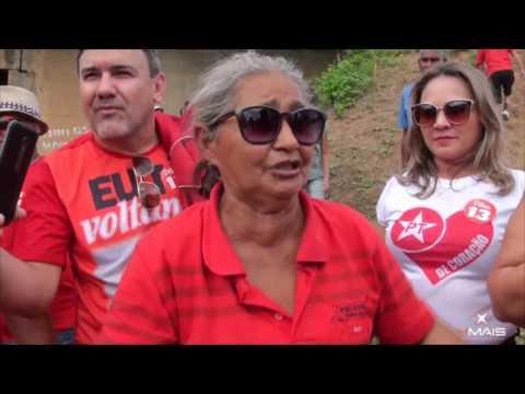 """""""Inauguração Popular"""" da Transposição em Monteiro com participação de Lula"""