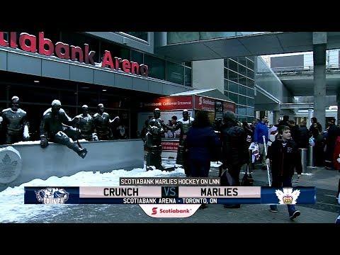 Crunch vs. Marlies | Feb. 18, 2019