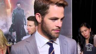Deano Hits the Star Trek Red Carpet Premiere