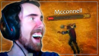 Asmongold vs McConnell: 🍒 Vanilla PVP (Best of Asmongold Ep. 112)
