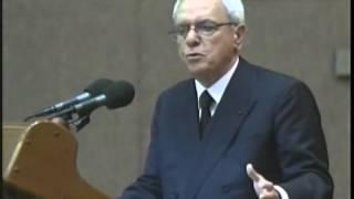 Eusebio Leal en magistral defensa diplomática en Bruselas