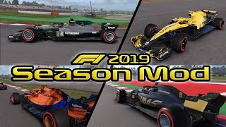 f1 2019 game livery - TH-Clip