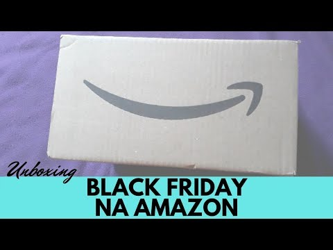 UNBOXING: BLACK FRIDAY (OU BLACK FRAUDE?) | Livraneios