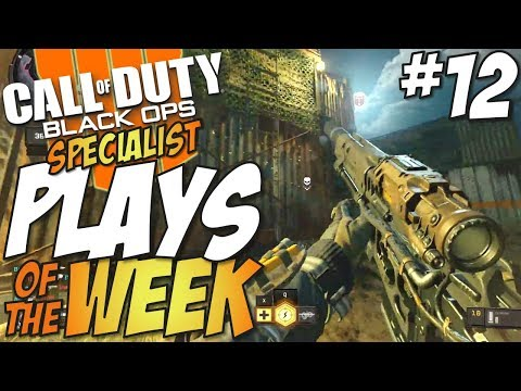 Call of Duty: Black Ops 4 - Top 10 Kills Of The Week Specialist #12 (BO4 Multiplayer Montage)