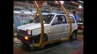 Сборка автомобиля ОКА