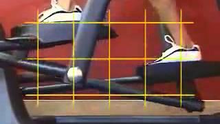 Vision Fitness S7200 HRT Suspension Elliptical