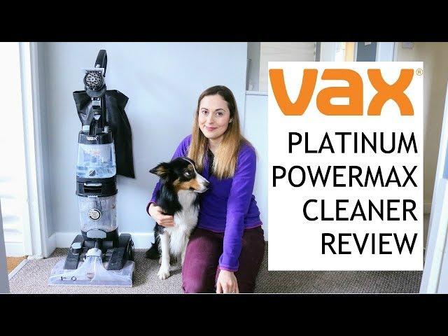 VAX Platinum PowerMax Carpet Cleaner Review   The Carpenter's Daughter