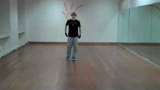 Tom Malone choreography to  Monday Morning- Christina Aguilera