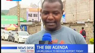 Nakuru county residents react to the BBI report