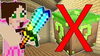 Minecraft: MINECRAFT RIP OFF LUCKY BLOCK!!! (FAKE MOBS, ARMOR, & WEAPONS!) Mod Showcase