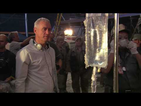 2012 Featurette 'Special Practical Effects'