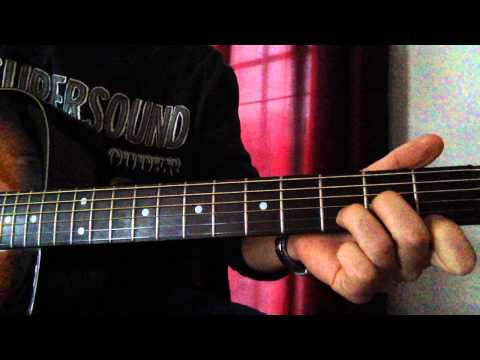 How to play True Detective Opening Song (Guitar Chords)