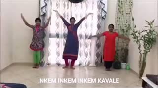 Inkem inkem inkem kavale - dance choreography