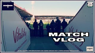 Match Day Experience   Bournemouth 2-2 Newcastle United