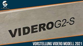 Vorstellung der Videro Modelle 2021 anhand des G2-S vario + von RÖSLE