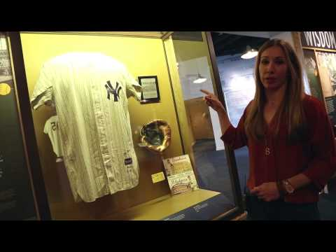 """Overtime"" | Ep. 4 – Lindsay Berra @ Yogi Berra Museum"
