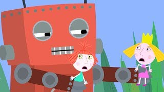 Ben and Holly's Little Kingdom | Ben's Robot | 1Hour | HD Cartoons for Kids