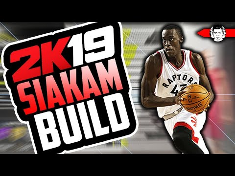 , title : 'NEW DO IT ALL POWER FORWARD ARCHETYPE! FREAKISH PASCAL SIAKAM BUILD!'