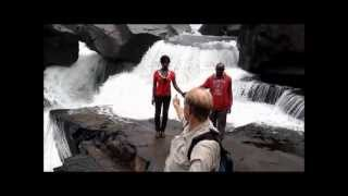 preview picture of video 'Chisimba Falls Zambia -1-'