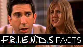 "13 ""Friends"" Facts You Probably Didn't Know"