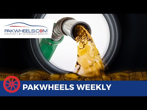 Fuel Price Increase | Honda Cars Prices Increase | PakWheels Weekly