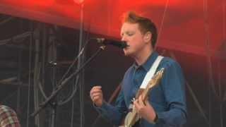 Two Door Cinema Club Live - Undercover Martyn @ Sziget 2012