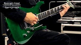 Jackson USA Select SL2H Soloist Electric Guitar