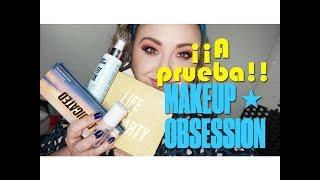 Makeup Obsession... ¡¡A Prueba!! || Primeras Impresiones