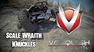 Vanquish Products Scale Wraith Knuckles and Chubs