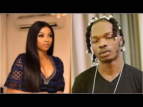 Toke Makinwa Goes Crazy When She Saw Naira Marley At Her 35th Birthday Party