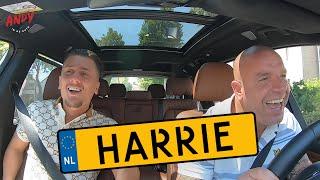 Harrie Snijders - Bij Andy in de auto!