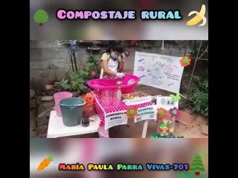 Compostaje rural