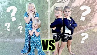 WHO is the BEST TWIN? TWIN vs TWIN Challenge