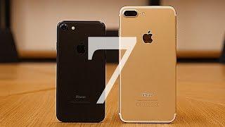 Обзор iPhone 7 и 7 plus: А какой брать то?