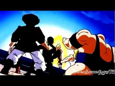 Goku Powers Up for Cell【True 1080p HÐ】