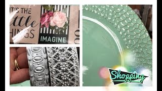 SHOPPING HAUL!- Hobby Lobby- Home Goods-Michaels- Bath & Body- Target- $ Tree