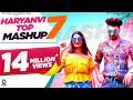 Haryanvi Top Mashup 7 Gaurav Bhati Monika Sharma Jyoti Gurjar Haryanvi Dj Songs 2019 HTM7
