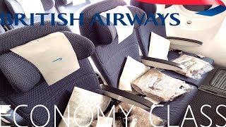 BRITISH AIRWAYS 787 ECONOMY LONG HAUL REVIEW