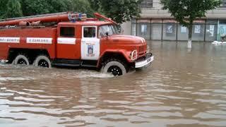 Хроника наводнения в Могилев   Подольском