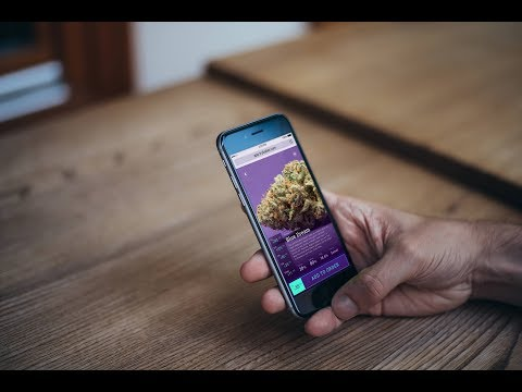 Baker brings technology to Cannabis retail