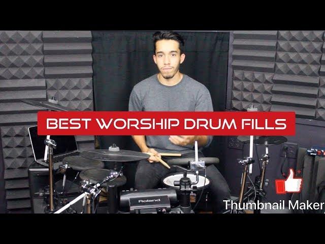 Best Worship Building Drum Fills