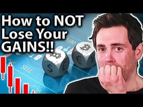 Don't Lose Your CRYPTO Gains! TOP TIPS When Exiting!!