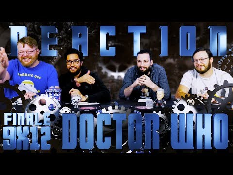 """Doctor Who 9x12 REACTION!! """"Hell Bent"""""""