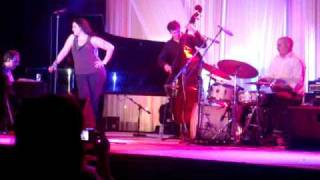 """PI Jazz Fest 2010: Jane Monheit with """"Taking a Chance on Love"""""""