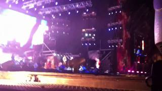 Gypsy Heart Tour à Buenos Aires - My Heart Beats For Love Performance - 06/05/11