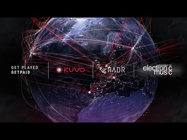KUVO & RADR support Get Played Get Paid