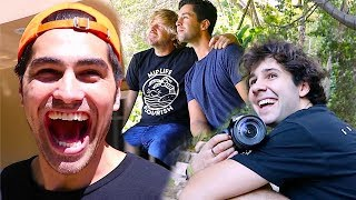 SURPRISING ROOMMATES WITH OUR NEW $2 MILLION HOUSE!!